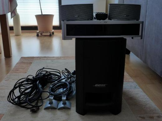 Bose 3-2-1 Home Entertainment - Stuhr