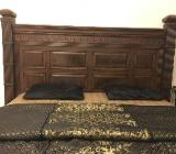 Ein königliches Bett mit Matratze zu verkaufen. - Bremerhaven