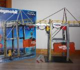 Playmobil 5254 - Verladeterminal / Hafen / City Action - Bremen