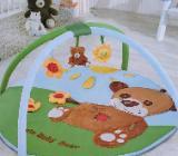 Baby Decke mit Spielbogen - Krabbeldecke – Originalverpackt - Worpswede
