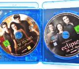 --🤩--Die Twilight --😍🥰😘 (1-3) Blu-ray - Emstek