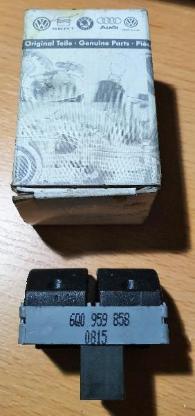 Elektrisch Fensterheber Schalter Knopf Schaltelement für VW - Verden (Aller)