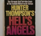 Hunter S. Thompson Hell's Angels 1967 Buch Taschenbuch Englische Sprache Rarität - Bremen