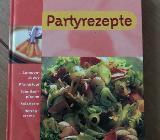 9 Kochbücher- Partyrezepte, Partysalate, Blitzrezepte, Schnelle Kuchen und Torten - Weyhe