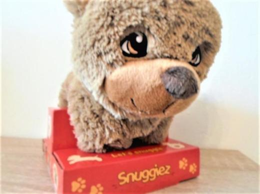 "Original ""Snuggiez Brownie"" - Holdorf"