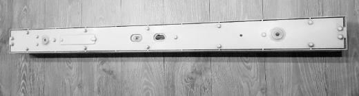 Trilux Feuchtraum Aussenbereich - Leuchte 7131p / 1 x 36 Watt - Verden (Aller)