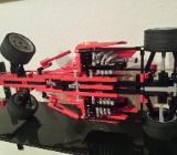 LEGO Technic 8386 Ferrari F1 Racer 1:10 - Verden (Aller)