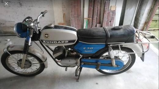 suche alte Mopeds Zündapp Kreidler nsu usw - Cadenberge
