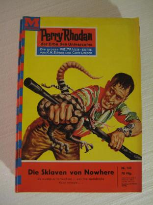 Perry Rhodan Romane - Thedinghausen