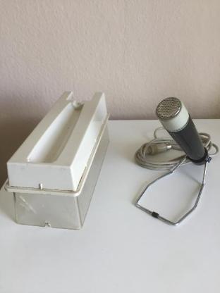 Grundig Mikrofon 70er Jahre - Bremen