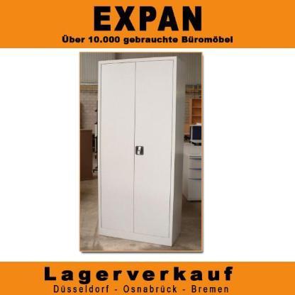Aktenschrank, Stahlschrank 4,5 Ordnerhöhen, Büromöbel - Bremen
