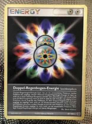 Doppelt-Regenbogenenergie, 87/106, 1990er - Bremen