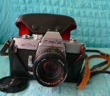 Ich verkaufe meine  Kleinbildfilm Spiegelreflexkamera Minolta - Bremen