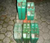 7 Blechkanister - Benzinkanister - Bremen