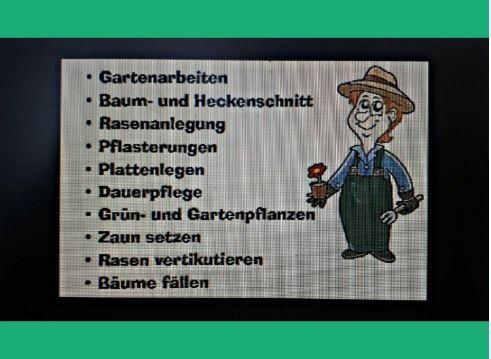 Firma: Garten-u. Landschaftsbau - Bremen