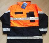 Hochwertige Premium SIOEN Siopor Warnschutz-Regenjacke - Bremen