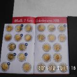 2 Euro Sondermünzen Stempelglanz Nr. 121