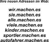 Domain machen_es für Sie - Oldenburg (Oldenburg)