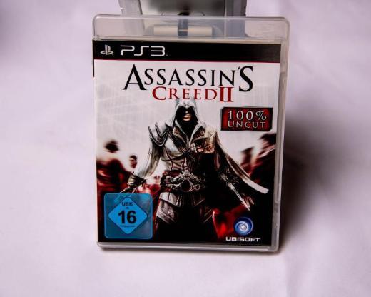 Assassin's Creed II --Sony PlayStation 3-- - Emstek