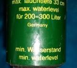 Jäger LZRH 150 Präzisions Aquarien Reglerheizer für 200 - 300 L - Verden (Aller)