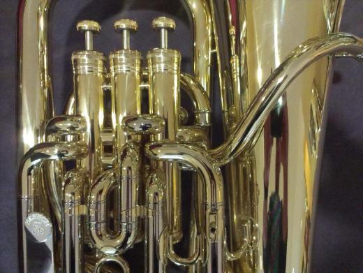 Besson Sovereign Euphonium, Profiklasse, Modell 967 T-L mit Hauptstimmzugtrigger, voll kompensiert - Bremen Mitte