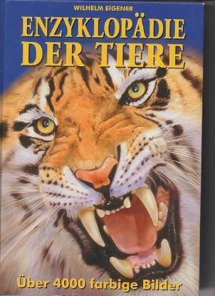 Enzyklopädie der Tiere 544 Zeichnungen - Bremen