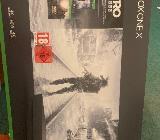 Microsoft Xbox One X 1 TB, schwarz - Metro Exodus Bundle - Lilienthal