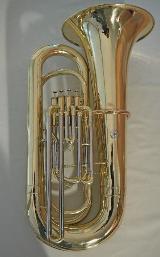 Yamaha BBb - Tuba, 4 Ventile, Mod. YBB 321