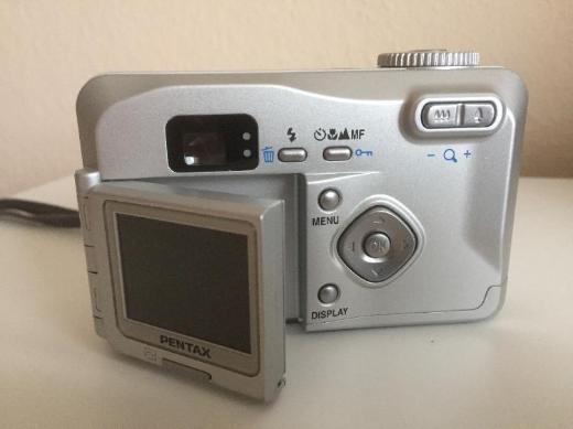 Pentax Optio 230 Digitalkamera - Bremen