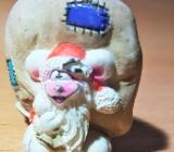 """Diddl Sammelfigur Nr.32 """" Weihnachtsmaus mit Geschenkesack """" 3,5 cm hoch - Verden (Aller)"""