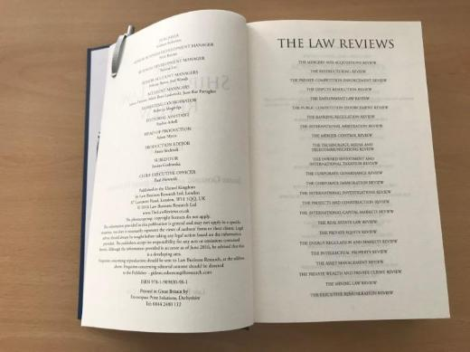 Shipping Law Review
