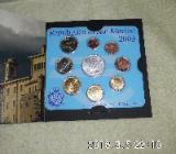Kursmünzensatz San Marino 2003 - Bremen