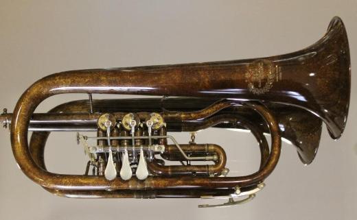 B & S Vintage Konzert - Flügelhorn. Neuware inkl. Koffer - Bremen Mitte
