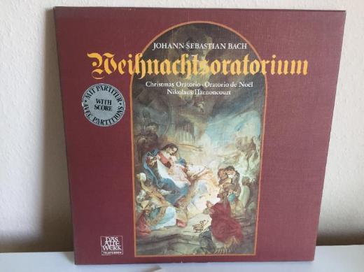 Bach - Weihnachtsoratorium - Christmas Oratorio - Bremen