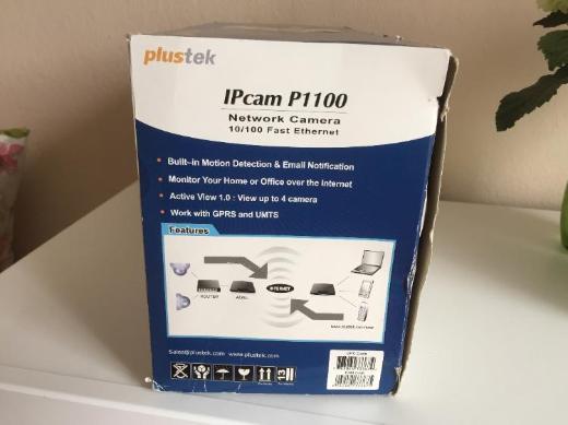 Netzwerkkamera Plustek IPcam P1100  - neu - - Bremen