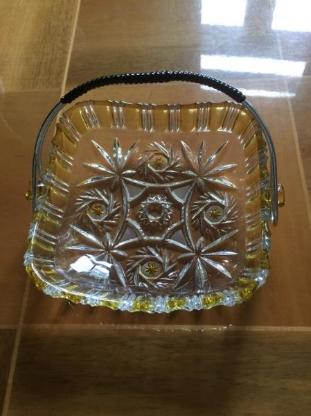 Omas Bleikristall Keksschale aus den 50er Jahren - fast Antik - Bremen