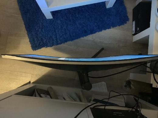 Samsung C27FG73FQU Curved Monitor für Bastler - Wilhelmshaven