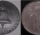 Gedenkmünze, Olympische Spiele, Berlin 1936 - Bremen