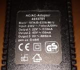 Netzteil/Gigaset T-SinusT-Concept /AC/AC-Adapter GEN/B-6398-M - Verden (Aller)