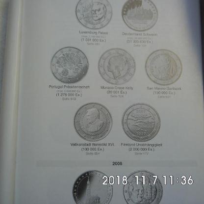 2 Euro Sondermünzen Stempelglanz Nr. 116