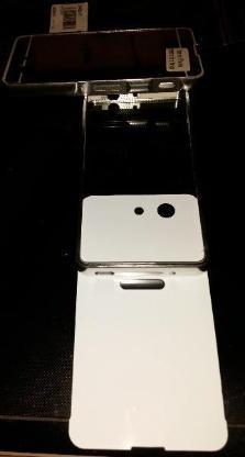 """HICASER Chrom Bumper Hülle für Sony Xperia Z3 Compact Mirror """" NEU """" - Verden (Aller)"""