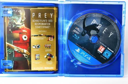 💥--Prey --Sony PlayStation 4-- - Emstek