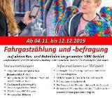 Nebenjob/Minijob Fahrgastbefragung im VBN - Bremen