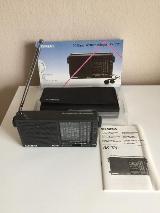 Siemens 10-Band Weltempfänger RK 721 -NEU-