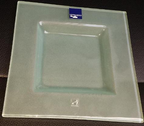 Aschenbecher Glas Leonardo aus Nichtraucher Haushalt - Verden (Aller)