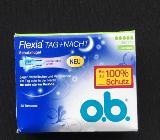 O.B. Tampons Flexia Super Plus Comfort - Bremen