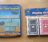 Diverse Gesellschaftsspiele ( Karten etc.) - Bremen