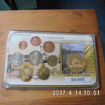 Euro Motivsatz Finnland 2010 - Bremen