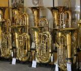 Cerveny Arion Tuba in B, Mod. CBB 683-4 inkl. Rollenkoffer, Neuware - Bremen Mitte