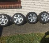 Ganzjahresreifen Opel Meriva B mit RDK - Ritterhude